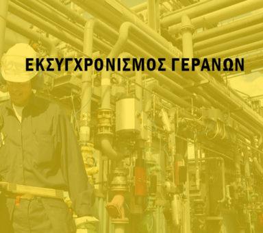 ΕΚΣΥΓΧΡΟΝΙΣΜΟΣ ΓΕΡΑΝΩΝ